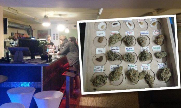 Cannabis Social Club in Barcelona