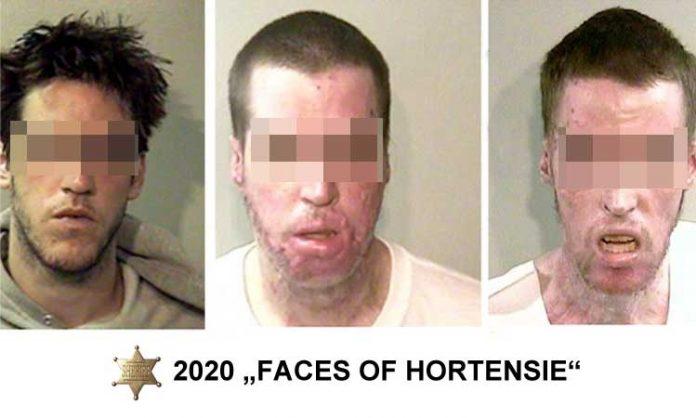 Bilder der Reihe Faces of Meth