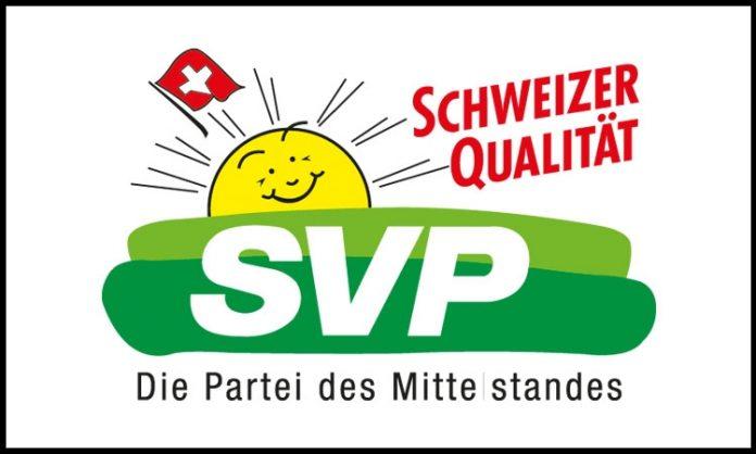 Logo der SVP