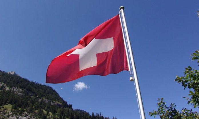 Schweizer Nationalflagge