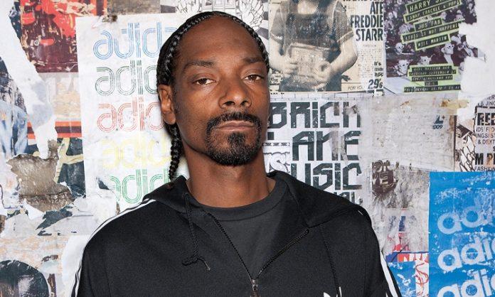 Der US-Rapper Snoop Dogg