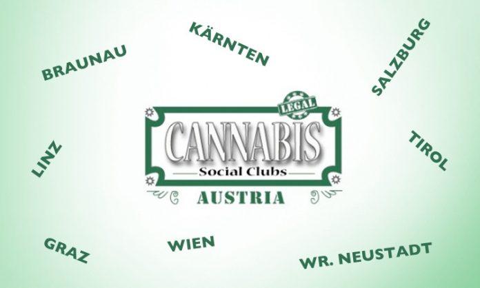 Das Logo der Cannabis-Social-Clubs-Austria