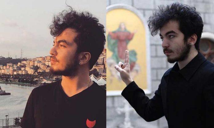 Der türkische Influencer Ömer Aslan
