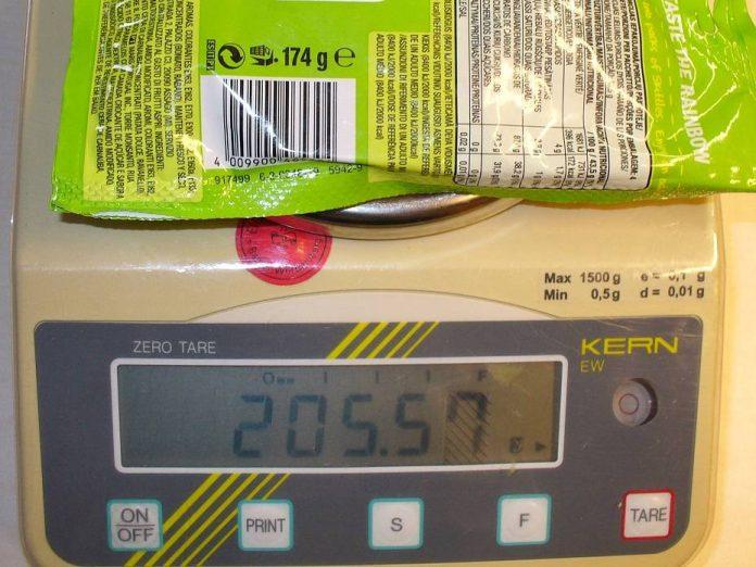 Skittles mit THC